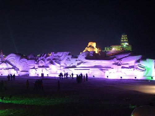 Ice and Snow World China