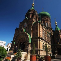 St. Sophia Church, Harbin Travel Photos