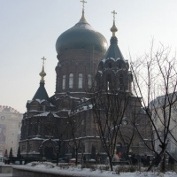 Harbin St.Sofia Church,Harbin Tour,Harbin Attraction