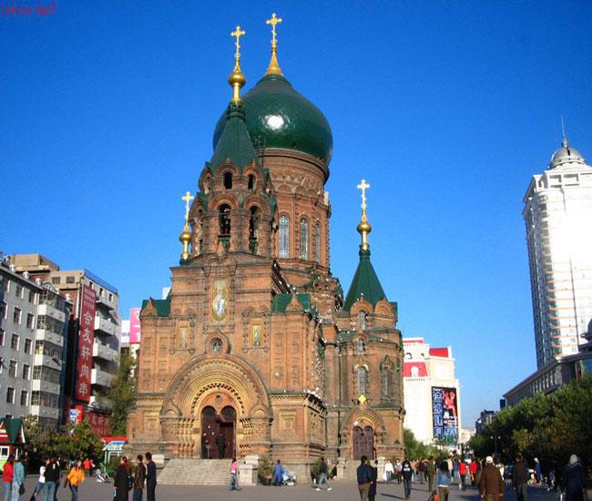 St. Sophia Church,Harbin festivals,Harbin winter activities