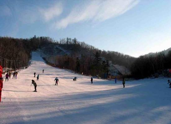 Yabuli Ski Resort, Harbin Travel Photos