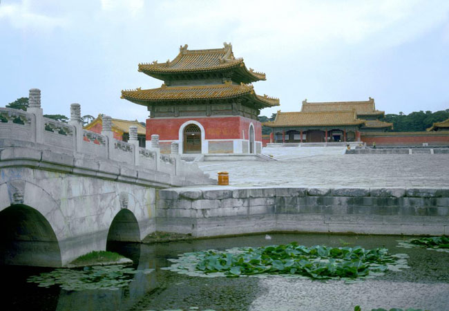 East Qing Tombs