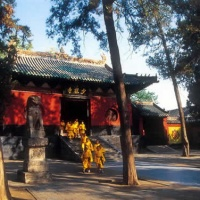 China Shaolin Temple