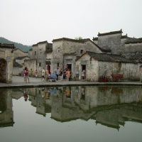 Hongcun Village China