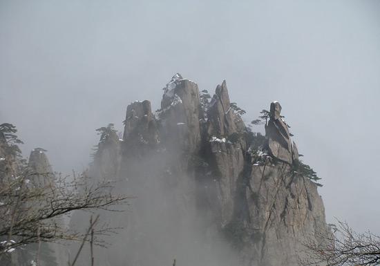 Huangshan Natural Wonders