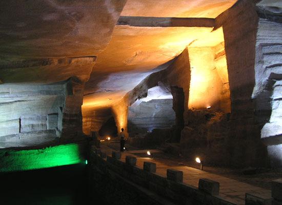 Huashan Mystical Grottos