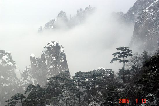 Mt. Huangshan