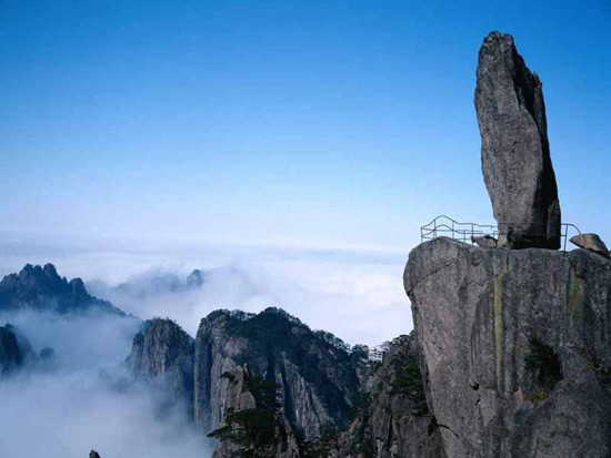Mt. Huangshan, Mount Huangshan, The Yellow Mountain