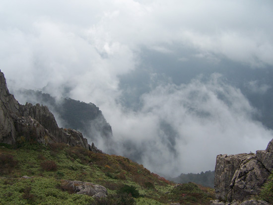 Qingliangfeng National Park