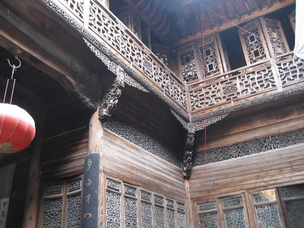 Woodcutting Houses In Lucun