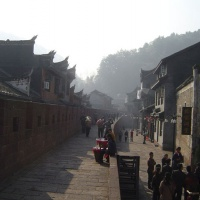 Fenghuang old town hunnan