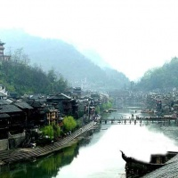 Fenghuang Ancient City China