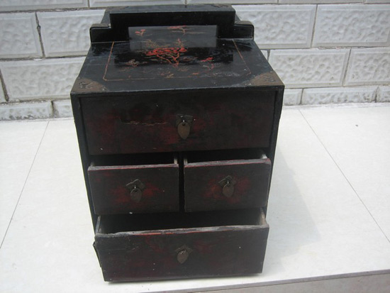 Chinese Lacquer Ware