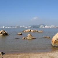 how to get to hac sa beach macau
