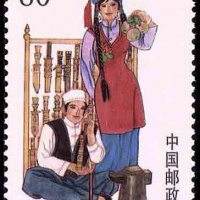 Ethnic Baoan, Chinese Minority