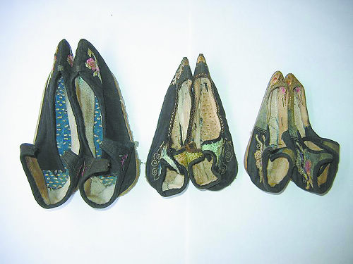 Three-cun Lily Shoes