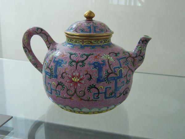 China Porcelain Pot