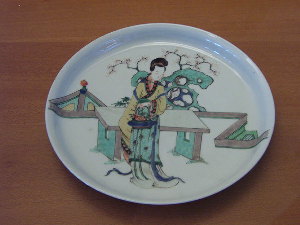 Traditional China Porcelain