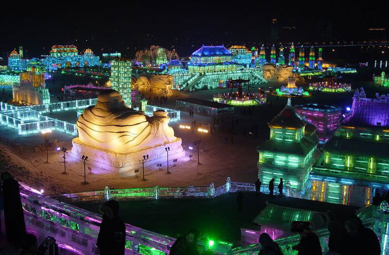 Harbin Winter Tours, Winter China Vacation