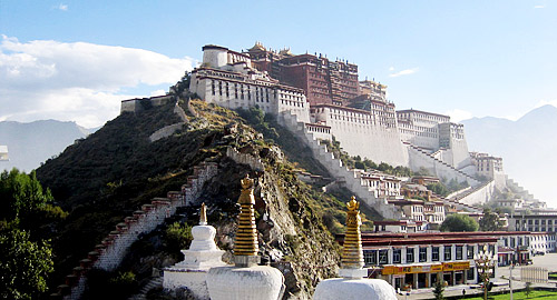Tibet Potala Palace