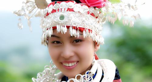 Guizhou Sister Rice Festival