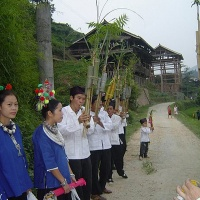 Danzhou Scenic Area, Sanjiang Tours