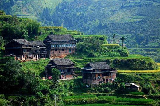 Laobao Scenic Area