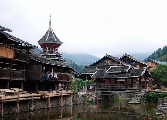 Liangkou Scenic Area