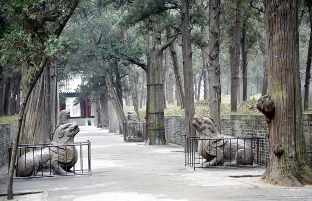 Qufu Confucian Temple