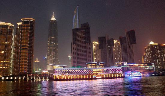 Shanghai Cruise, Expo 2010