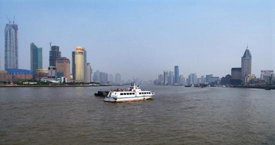 Shanghai Huangpu River, Expo Tour