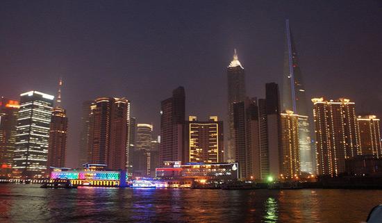 Huangpu River, Expo Shanghai