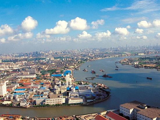 Huangpu River, Shanghai Tour