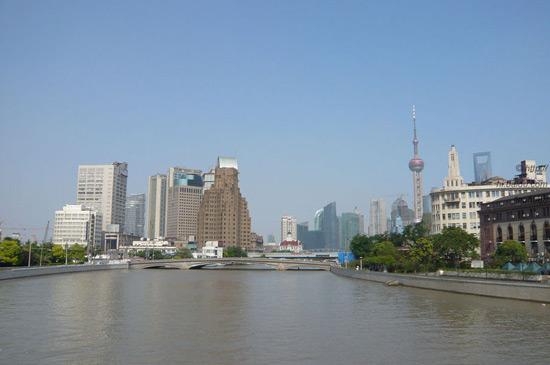 Huangpu River, Shanghai Travel