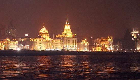 Huangpu River Cruise, Shanghai Expo 2010