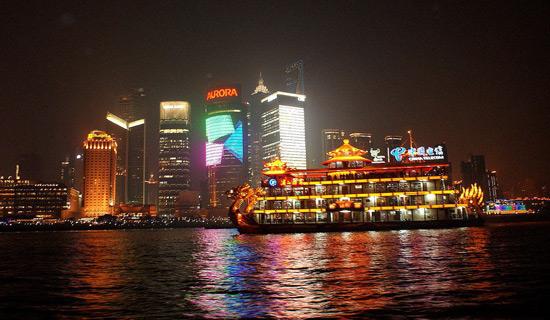 Huangpu River Cruise, Shanghai Expo