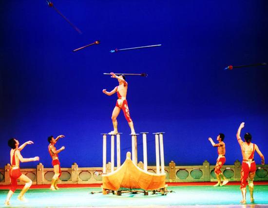 Shanghai Acrobatics Show