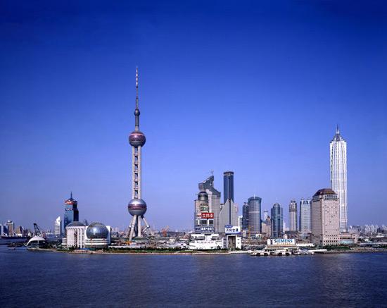 The Bund of Shanghai, Expo Tour