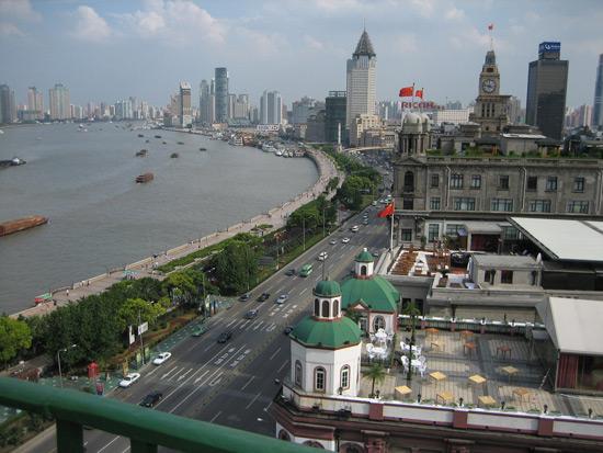 The Bund of Shanghai, Expo 2010 Tour