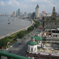 The Bund of Shanghai, Expo 2010 Tour