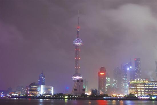 The Bund Shanghai, Shanghai Expo