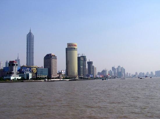 The Bund, Shanghai Riverside