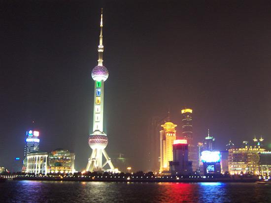 The Bund, Shanghai Expo