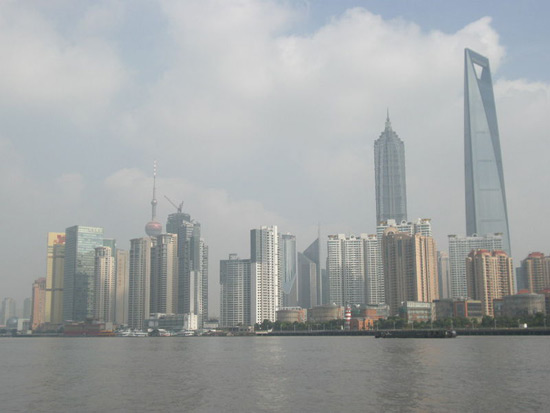 The Bund of Shanghai, Visit Shanghai