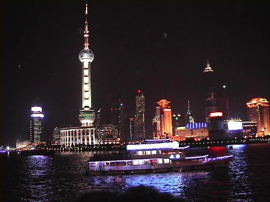 The Shanghai Bund, Expo Tour