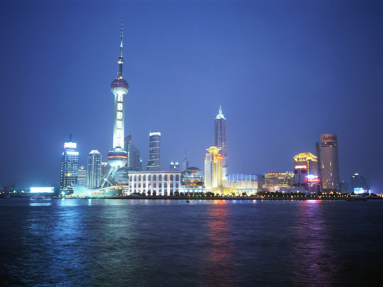 The Bund Shanghai, Expo Tour