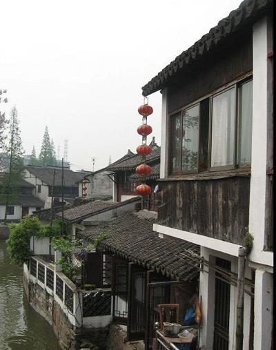 Zhujia Jiao Town