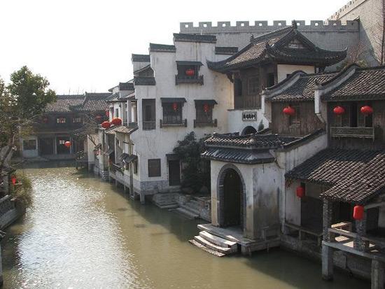 Zhujia Jiao shanghai