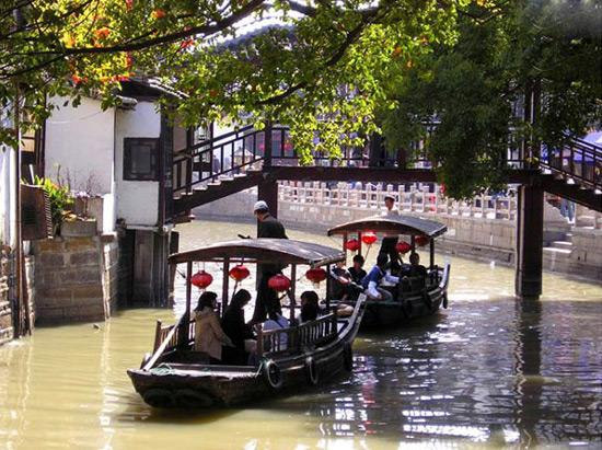 Zhu jia Jiao Water Town
