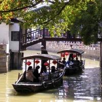 Zhujia Jiao Water Town, Shanghai Tours